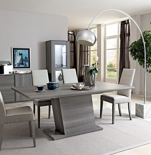 70 Modern Dining Room Ideas For 2019: Modern Dining Room